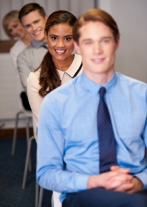 business people by stock images