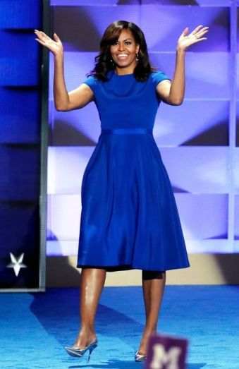 Michelle Obama   Credit: AP