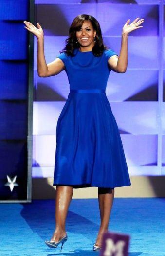 Michelle Obama | Credit: AP